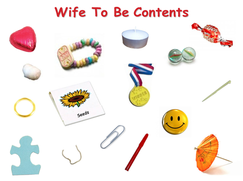Wife To Be Survival Kit In A Can